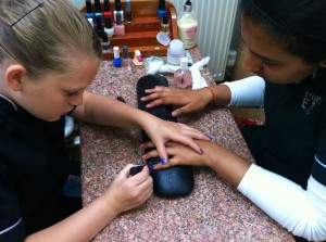 Introduction to Beauty Course: Nail Art (Studio E12)