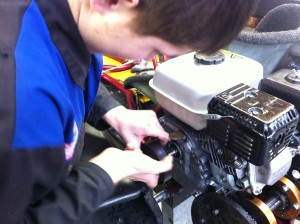 Bespoke engineering course in action at The Techshop